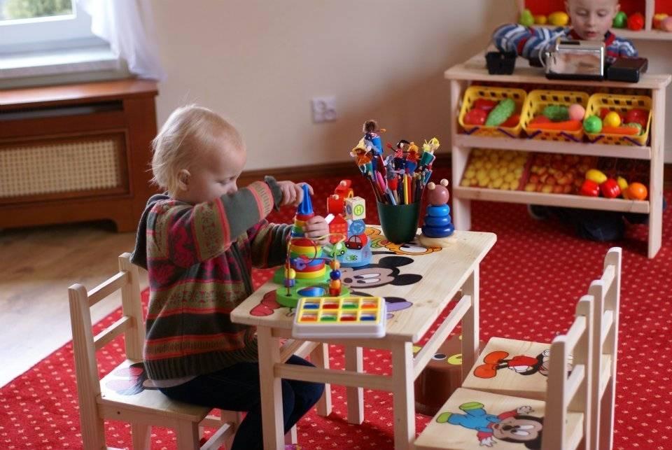 Z myślą o najmłodszych gościach, którzy zawitają do resortu Bałtyk z Rewala, powstał ten oto pokój zabaw.