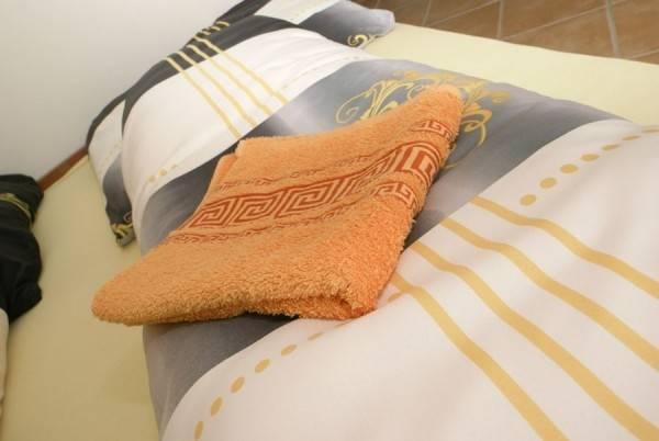 Pokój EUROBAŁTYK Pensjonat i Domki w Rewalu - zdjęcie spania
