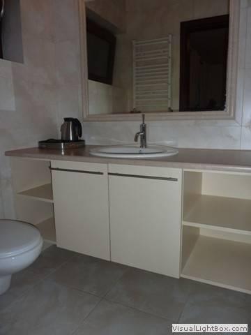 Podstawą aneksu kuchennego jest kompleksowe wyposażenie - dom gościnny Dom Gościnny H2O (Pobierowo).