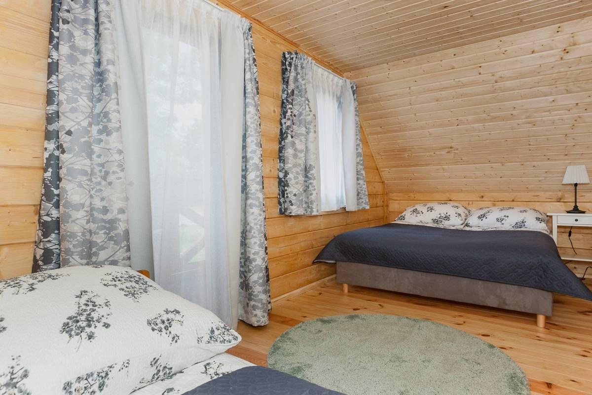 Przedstawiamy przykładowy pokój w ośrodku wypoczynkowym Domki i Pokoje BOSMAN w Rewalu nad morzem