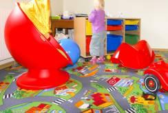 Zdjęcie pokoju zabaw w pensjonacie Karkonoski*** SPA w górach.