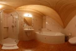 Wnętrze łazienki (pensjonat Pensjonat L&B ***, Karpacz)