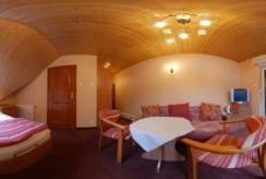 Przykładowy pokój w pensjonacie Pensjonat L&B ***
