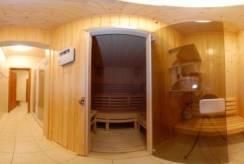 Pokaz sauny w pensjonacie Pensjonat L&B ***.
