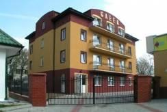 Pokój Dom Gościnny GAŁEK z Pobierowa - budynek od zewnątrz.