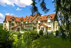 Zdjęcie zewnętrznej części hotelu MALACHIT Medical SPA Hotel *** (Karpacz).