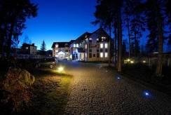 Zdjęcie nocne hotelu MALACHIT Medical SPA Hotel *** z Karpacza.