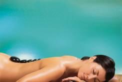 Masowanie kamieniami - SPA Hotel RELAKS*** Wellness & SPA z Karpacza.
