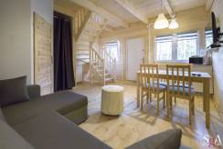 Widok pokoju w pokoju MORSKA FALA pokoje apartamenty domki (woj. zachodniopomorskie)