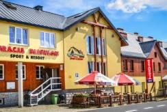 Hotel Biathlon Sport & Spa z zewnątrz - foto hotelu.