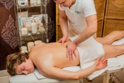 Hotel Hotel CONCORDIA *** - na masażu.