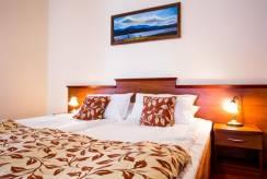 hotel Hotel CONCORDIA *** - spanie małżeńskie w pokoju