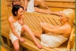 Hotel Hotel CONCORDIA *** i miejscowa sauna. Karpacz, ul. 68.