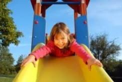 W willi WILLA RAWIA II & SPA dzieci mogą liczyć na taki plac zabaw.