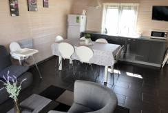 Salon Domki Kalipso aneks kuchenny