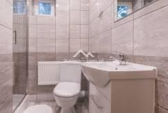 Wnętrze łazienki (willa Willa EDEN 1, Karpacz)