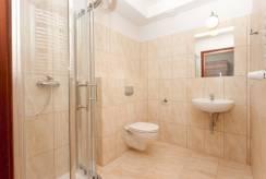 Łazienka w pensjonacie NAWIGATOR SPA