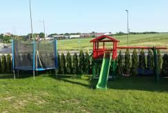 Domek Letniskowy Domki SAWINDA - plac zabaw w Rewalu.