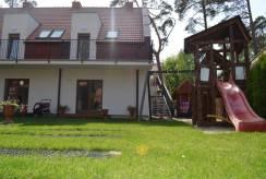 Pokój Willa FENIKS z Niechorza - budynek od zewnątrz.