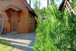 Pensjonat Pensjonat BEATA z Pobierowa - budynek od zewnątrz.