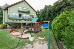 Rewal - plac zabaw - ośrodek wypoczynkowy Domki i Pokoje BOSMAN.