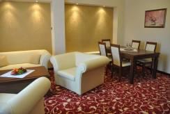 Widok pokoju w hotelu Hotel DZIKI POTOK *** Konferencje & SPA (woj. dolnośląskie)