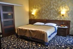 Hotel DZIKI POTOK ***  Konferencje & SPA - spanie małżeńskie