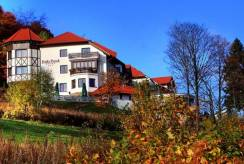 Budynek hotelu Hotel DZIKI POTOK ***  Konferencje & SPA w Karpaczu.