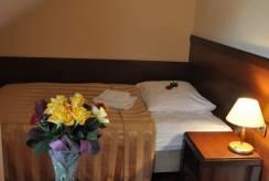 Prezentacja pokoju w hotelu Hotel DZIKI POTOK ***  Konferencje & SPA (woj. dolnośląskie)