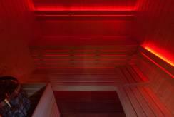 Zdjęcie z sauną - pensjonat PENSJONAT ŚNIEŻKA SPA*** z Karpacza.