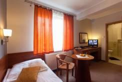 Przykładowy pokój w pensjonacie PENSJONAT ŚNIEŻKA SPA***