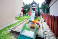 Zdjęcie poglądowe placu zabaw w pensjonacie PENSJONAT ŚNIEŻKA SPA***.