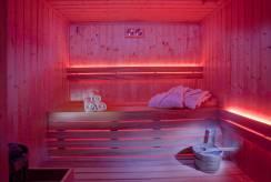 Foto sauny pensjonatu PENSJONAT ŚNIEŻKA SPA*** w Karpaczu. Karkonosze