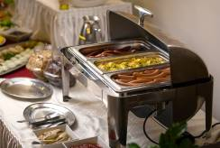 Takie śniadanie dla gości pensjonatu PENSJONAT ŚNIEŻKA SPA*** - obiekt z Karpacza.