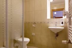 Sfotografowana łazienka w pensjonacie PENSJONAT ŚNIEŻKA SPA***