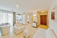 Pokój w apartamencie BALTIC CLIFF Apartments Spa&Wellness