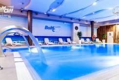 Na terenie apartamentu BALTIC CLIFF Apartments Spa&Wellness w Niechorzu jest basen.