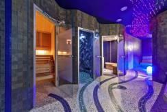 BALTIC CLIFF Apartments Spa&Wellness z Niechorza to apartament z sauną dla gości.