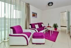 Przykładowy pokój w apartamencie BALTIC CLIFF Apartments Spa&Wellness