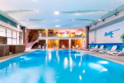 Apartament BALTIC CLIFF Apartments Spa&Wellness z basenem - Niechorze