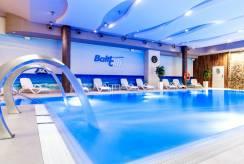 W apartamencie BALTIC CLIFF Apartments Spa&Wellness - basen nad morzem.
