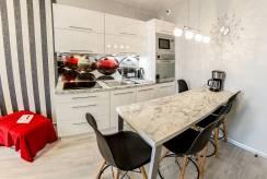 Aneks kuchenny apartamentu APARTAMENTY w KARPACZU. eu w Karpaczu.