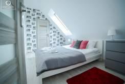 apartament APARTAMENTY w KARPACZU. eu - spanie małżeńskie