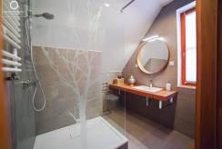 Wyposażenie łazienki (apartament APARTAMENTY w KARPACZU. eu, Karpacz)