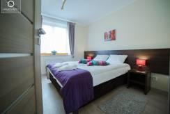 Spanie małżeńskie w apartamencie APARTAMENTY w KARPACZU. eu