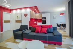 Widok pokoju w apartamencie APARTAMENTY w KARPACZU. eu