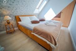 apartament APARTAMENTY w KARPACZU. eu - łoże małżeńskie