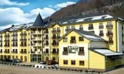 Hotel VERDE MONTANA  **** SPA -