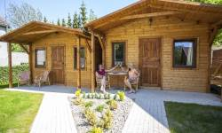 Domki drewniane DOMINIKA - Ferie