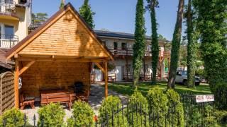 Pensjonat Pod Sosnami - Pobierowo noclegi